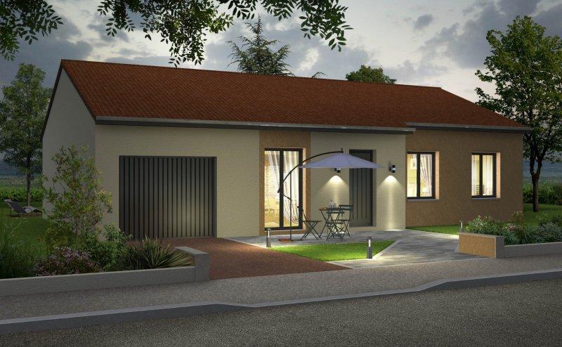 vente maison plain pied proche chartres. Black Bedroom Furniture Sets. Home Design Ideas