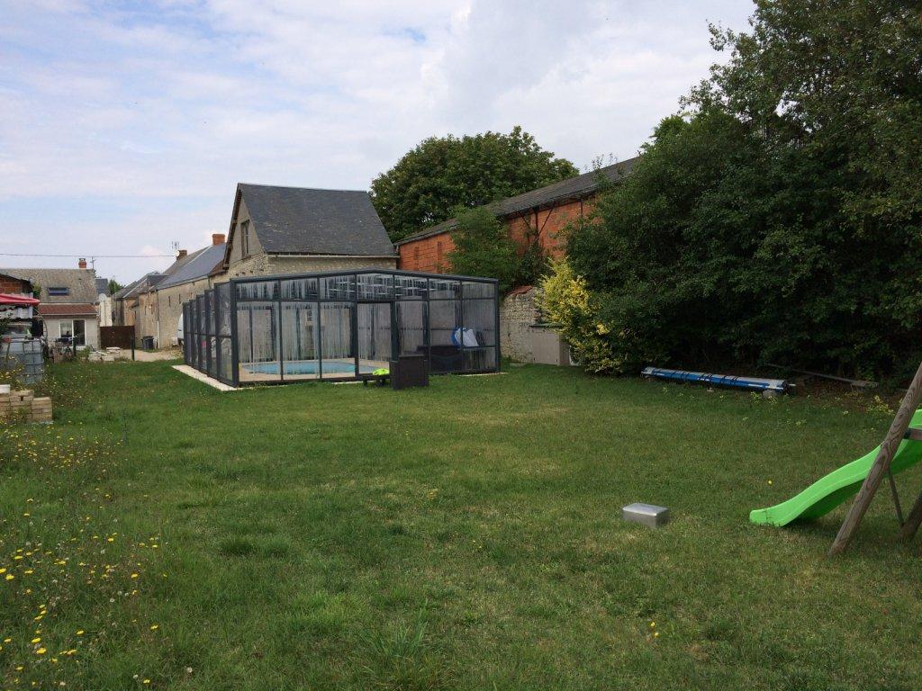 Vente secteur bazoches les gdes maison 4ch piscine for Piscine mereville